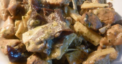 Recette du Curry de poulet au lait de coco