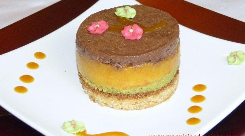 Gâteau Angkor