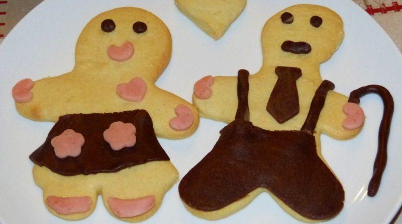 Biscuits sablés grands parents Manelle