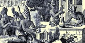 Histoire du chocolat, les Aztèques