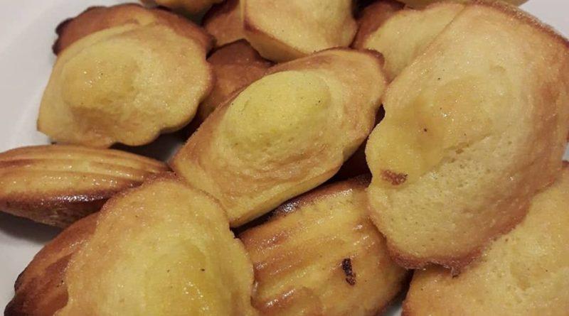 La recette des madeleines