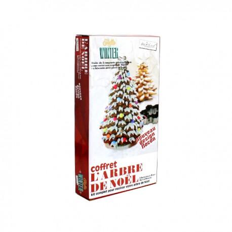 Emporte pièce pour réaliser un sapin de Noel en biscuits