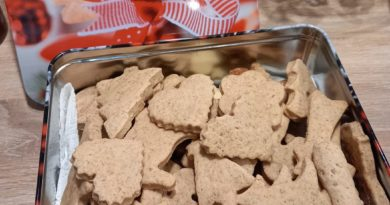 biscuits sablés noisette orange