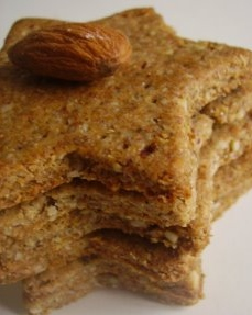 recette des Biscuits étoiles au gingembre