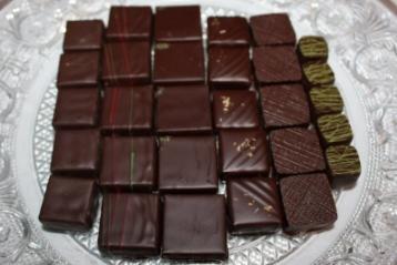 l'art de déguster du chocolat